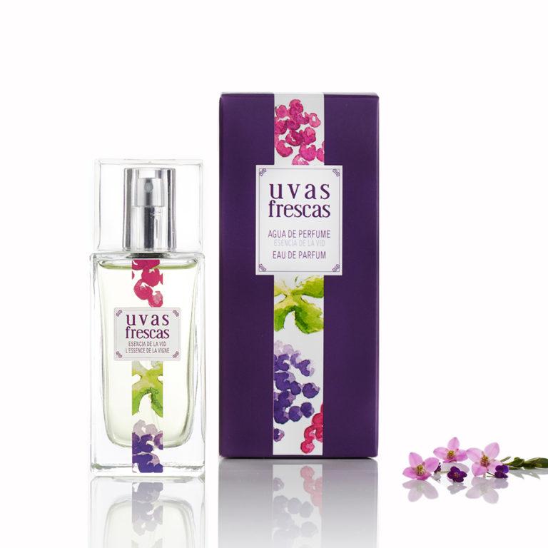 Agua de perfume esencia de la vid Uvas Frescas